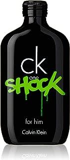 Calvin Klein CK One Shock For Him Eau de Toilette, 100 Milliliter