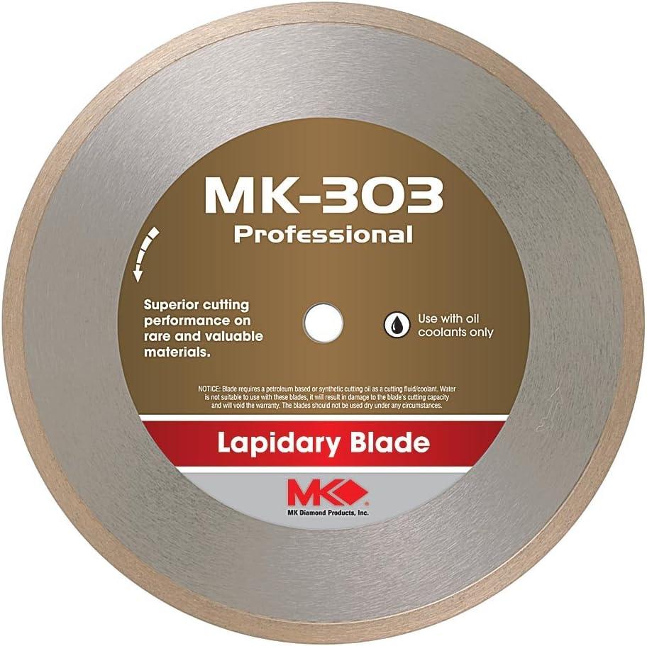 Selling rankings MK Diamond 153693 MK-303 Professional Lapidary B Be super welcome Diameter 8-Inch