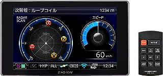 コムテック GPS液晶レーダー探知機 ZERO 806V 無料データ更新 移動式オービス/ゾーン30対応 OBD2接続 ライブレコーダー連携 ZERO806V