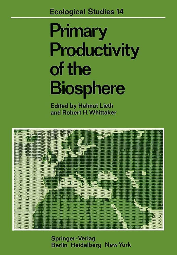 火山放射するプレフィックスPrimary Productivity of the Biosphere (Ecological Studies)