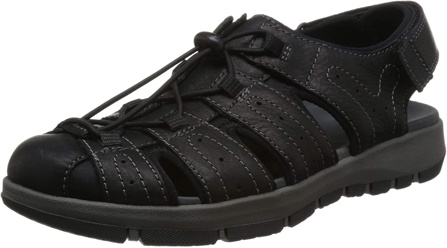 Clarks Men's Brixby Cove Ankle Strap Sandals