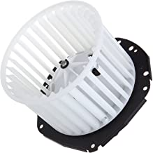 Scitoo ABS plastic Heater Blower Motor w/Fan HVAC Resistors Blowers Motors fit 1988-90 Buick Electra Station Wagon/1996-05 Chevy Astro/1995-97 Chevy Blazer S10/1989-92 Chevy Camaro