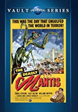 praying mantis dvd