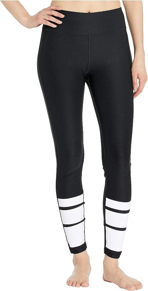 Black/Racer Stripes