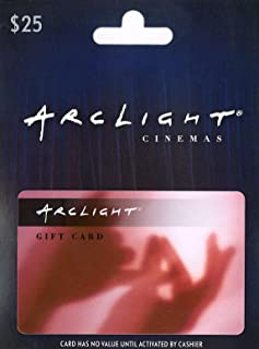 ArcLight Cinemas Gift Card