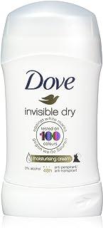 Paloma Invisible Desodorante Antitranspirante Seca 40Ml Palillo (Paquete de 6)