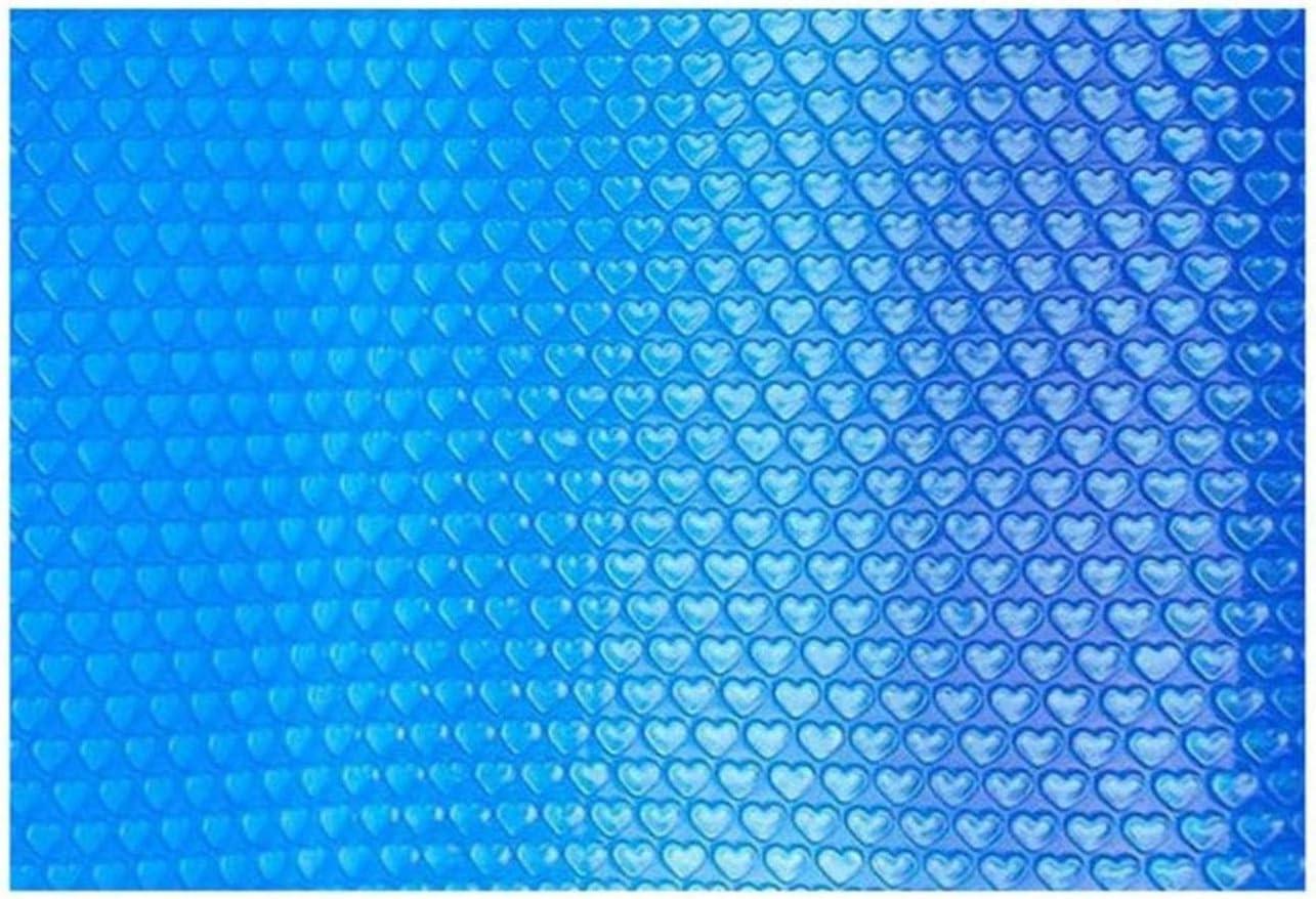 Cubierta solar rectangular para piscina rectangular con marco rectangular / piscina familiar hinchable, calentamiento ecológico y económico
