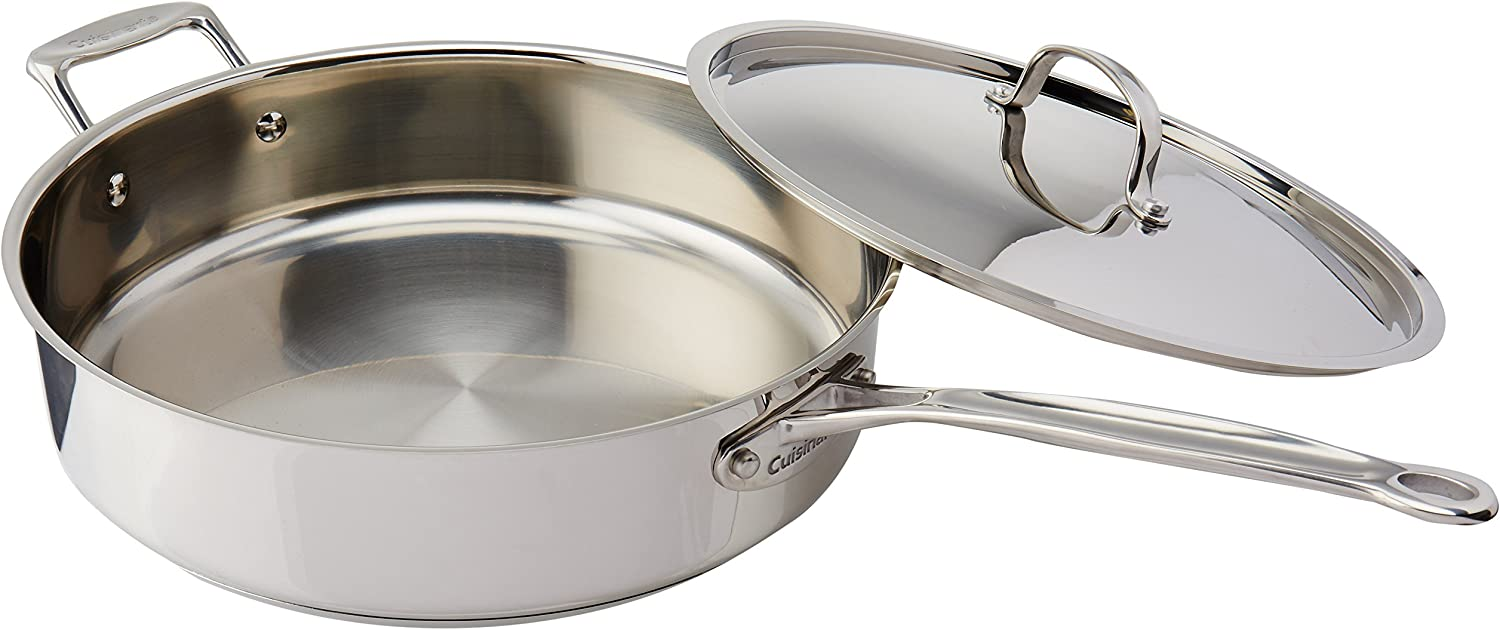 Best Saute Pan: Top 8 Picks in 2021 and Buying Guide 6 #cookymom