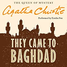 they came to baghdad agatha christie