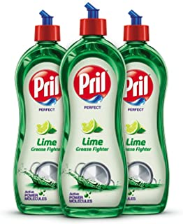 Pril Dishwash 500ml (Green) Pack of 3