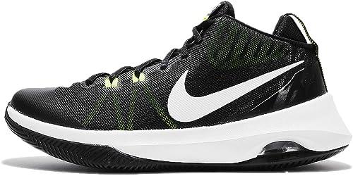 Nike - Air Versitile - 852431009 - Farbe  Weiß-schwarz-Grün - Größe  45.5