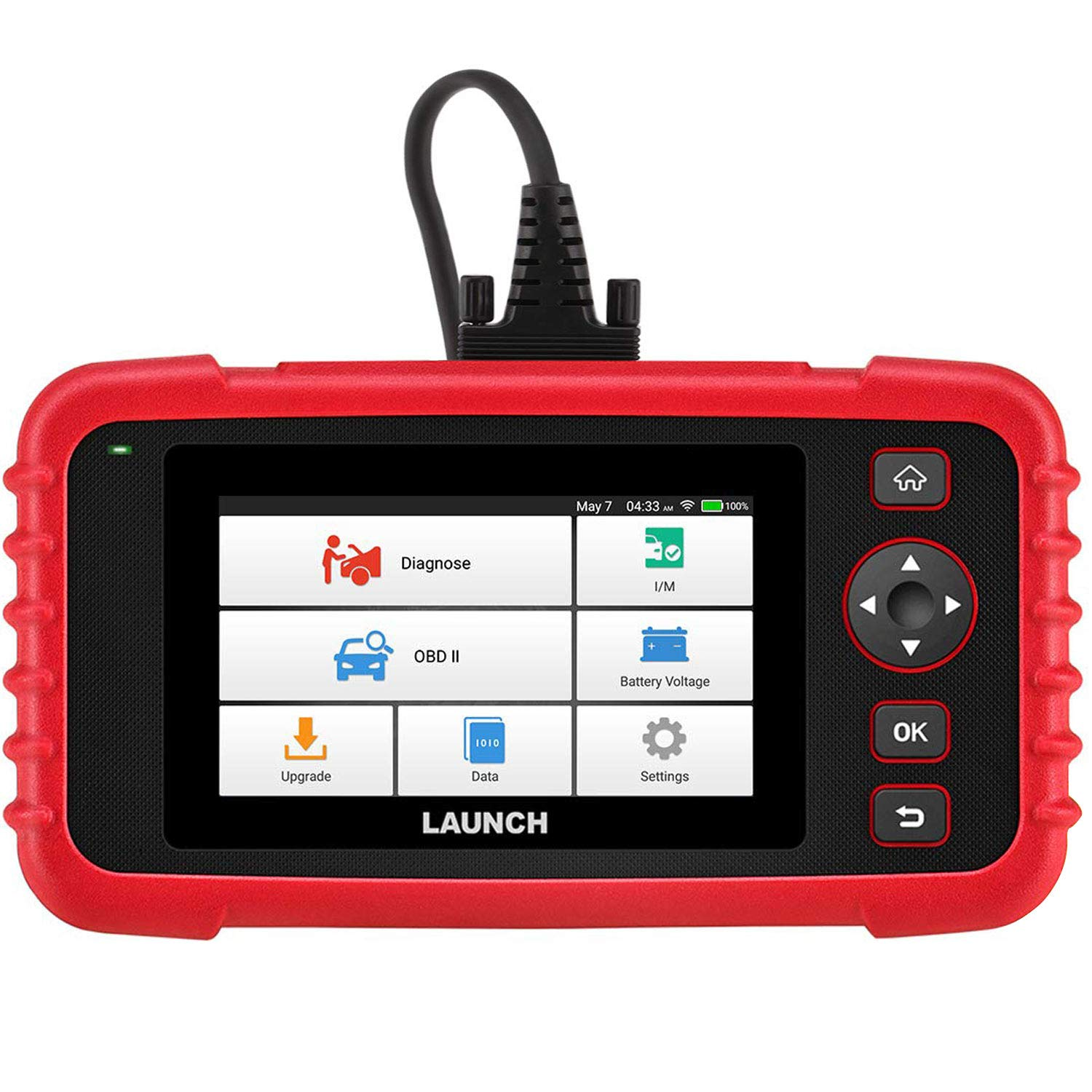 LAUNCH Transmission Diagnostic 7 0 Based Touchscreen