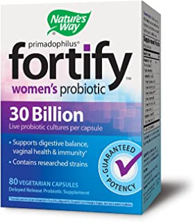 Best womens fortify probiotic Reviews