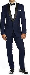midnight purple suit