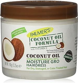 Palmer's Coconut Oil Formula Moisture Gro Hairdress Jar, 5.25 ounce