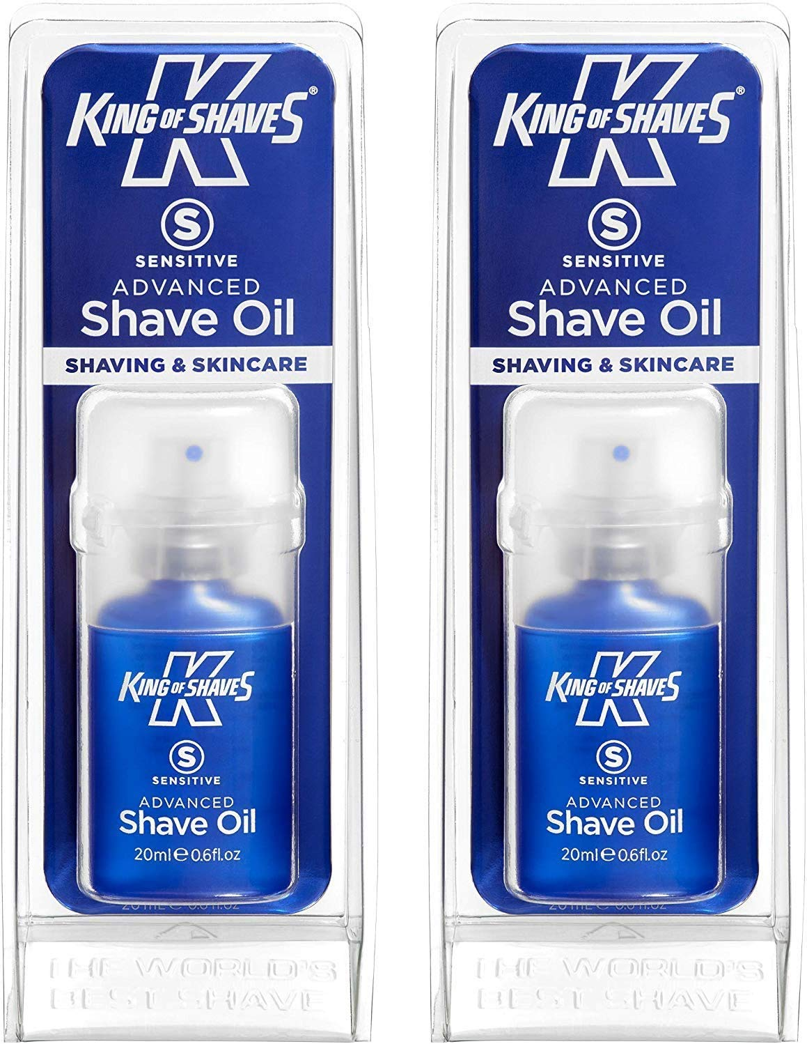 King of Shaves Sensitive Advanced Max 75% OFF Shaving With Pump Oil Max 55% OFF Handy 20