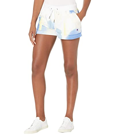 Champion Campus French Terry Graphic Shorts Women