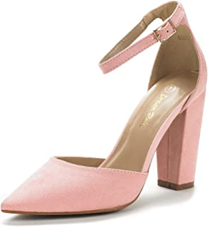 Best pink pointed toe shoes Reviews