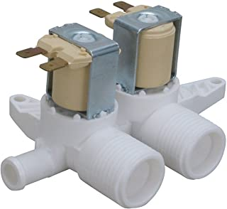 Kitchen Basics 101: WH13X10024 Washer Water Valve Replacement for GE General Electric WH13X0086 PS1155105 AP3861119