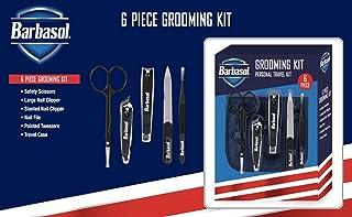 Grooming Travel Kit, Barbasol Personal Travel Kit 6 Pieces