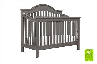 DaVinci Jayden 4-in-1 Convertible Crib, Slate