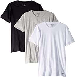 Slim Fit 3-Pack Crew Neck Tee