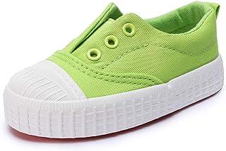 b8c2583177 UBELLA - Zapatillas de Lona para niños y niñas (Infantil niño pequeño)