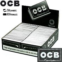 Boîte de feuilles à rouler petit format Ocb double premium