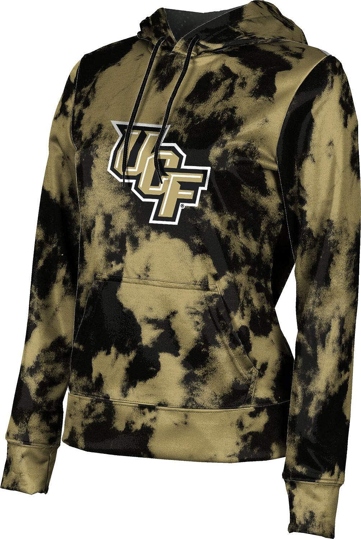 ProSphere University of Central Florida Girls' Pullover Hoodie, School Spirit Sweatshirt (Grunge)