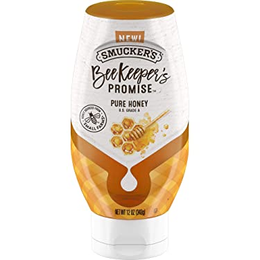 Smucker's Beekeeper's Promise Pure Honey, 12 Ounces