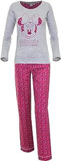 Minnie Mouse Pijama Mujer Dos Piezas Algodón