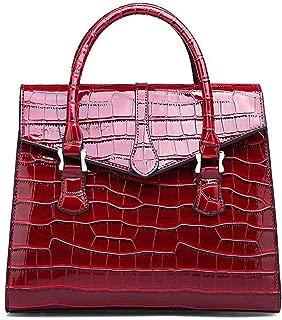 female bag Classic crocodile Lady handbag European and American style cross-border fashion shoulder crossbody bag