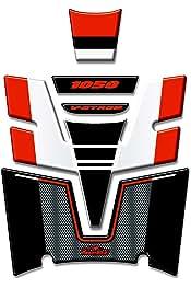 Color : Tank Blue GSXS GSXS 750 1000 for Suzuki GSX Sticker-S125 GSX-S750 GSX-S1000 del carro armato della protezione del rilievo laterale cuscinetto di protezione del motociclo 2019 2020