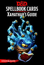 Dungeons & Dragons - Spellbook Cards: Xanathar's Guide to Everything (95 cards)