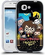 Official Harry Potter Sorcerer's Stone Deathly Hallows I Soft Gel Case Compatible for ZTE Blade C2 Plus