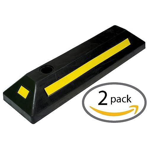 Parking Barrier: Amazon com
