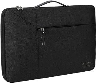 NUBILY パソコンケース PCケース 全面保護 ノートパソコンバッグ 耐衝撃 PC収納 13インチ 14インチ 15.6インチ 軽量 大容量 メンズ レディース Macbook Pro 16 Macbook Pro 15 ThinkPad ...