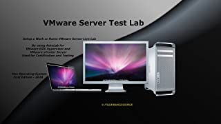 VMware Server Test Lab: Mac OS First Edition 2016