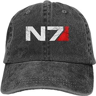 Mass Effect Adjustable Baseball Cap Dad Hat