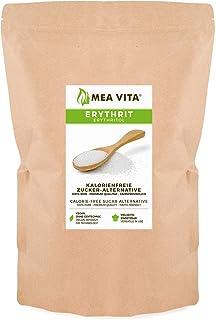 Meavita Meavita Erythritol Alternativa De Azúcar Sin Calorías, 1 Paquete (1X 1000 G) En Una Bolsa 1000 g