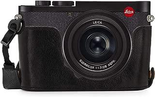 MegaGear MG1718 Leica Q2, M10 Hakiki Deri Kamera Çantası