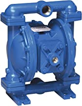 Sandpiper Air-Operated Double Diaphragm Oil Pump - 1in. Inlet, 45 GPM, Aluminum/Buna, Model Number S1FB1ABWANS000