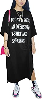 Best today's outfit an oversized shirt and sneakers dress Reviews