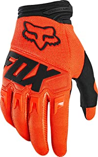 2020 Fox Racing Youth Dirtpaw Race Gloves-Flo Orange-YM