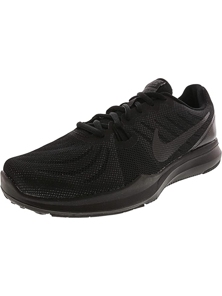 二次成熟した部族[ナイキ] Women's In-Season Tr 7 Black / - Ankle-High Training Shoes 8W