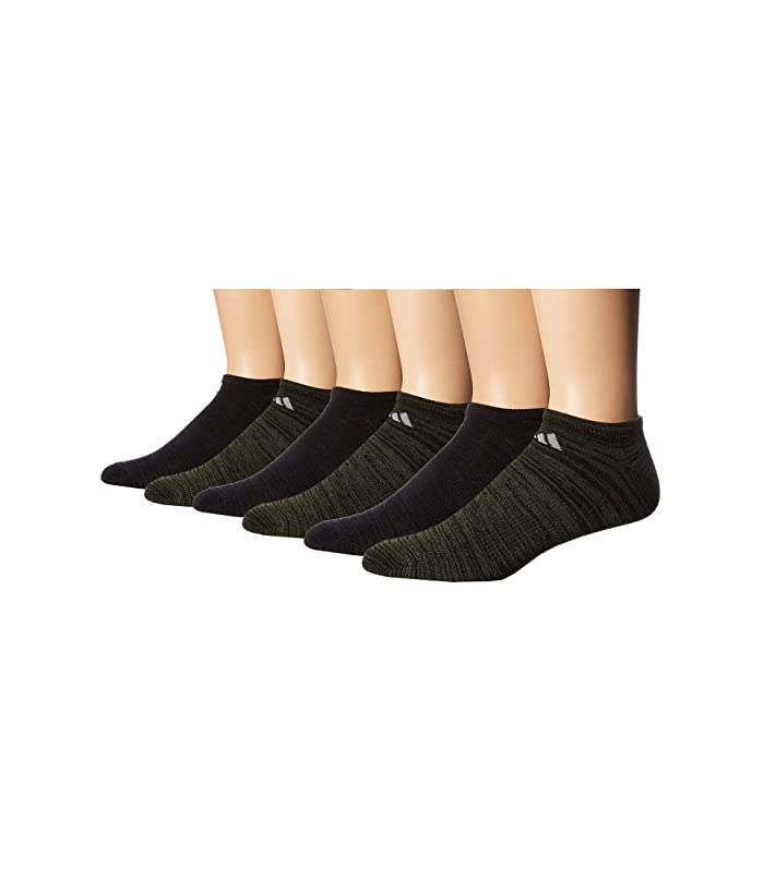 Adidas Superlite 6 Pack No Show Socks