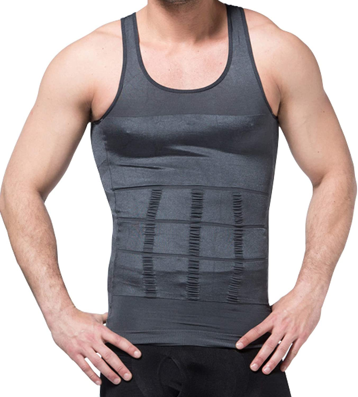 TRESOMI Men's Tummy Control Spring new work one after another Courier shipping free Shapewear Trainer Burner Fat Waist