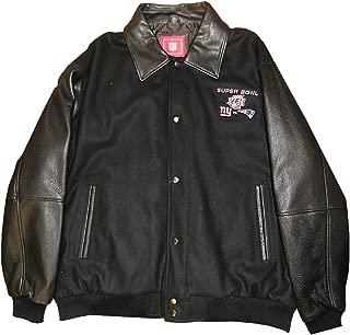 Best patriots super bowl leather jacket Reviews