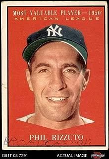 1961 baseball cards