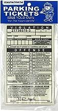 TG,LLC Novelty Realistic Fake Parking Tickets Car Violation Prank Practical Joke Gag Gift